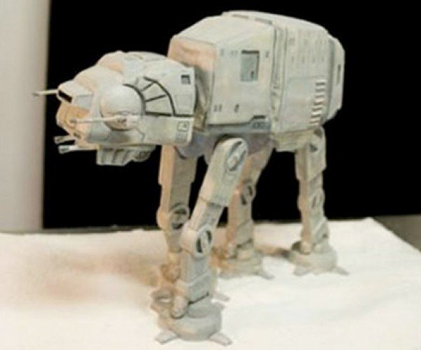 Star Wars at-at Cake is a Lumbering, Sugary Menace