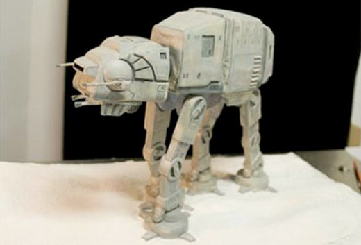 at-at cake star wars