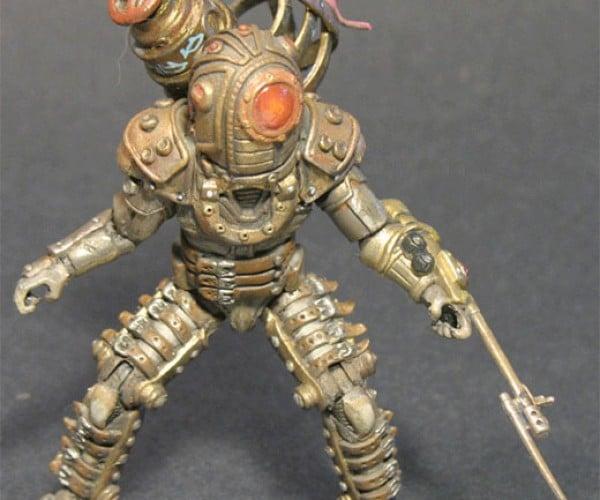 The Bioshock 2 Love Continues: Custom Big Sister Figure