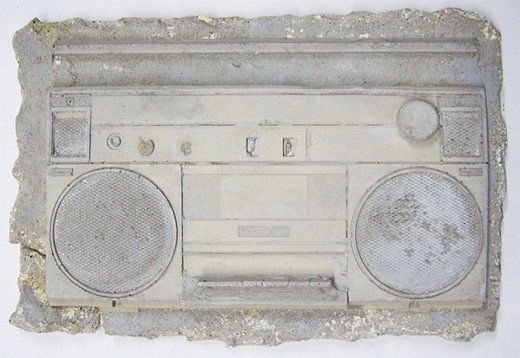 christopher locke fossil art boom box