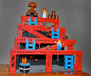 The Cutest LEGO Donkey Kong You'Ll Ever See