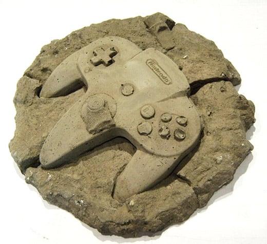 christopher locke fossil art n64