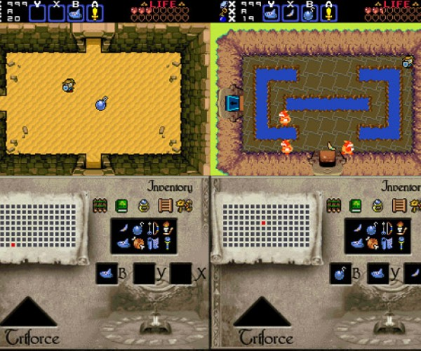 It'S Dangerous to Go Alone! Take Zelda Homebrew.