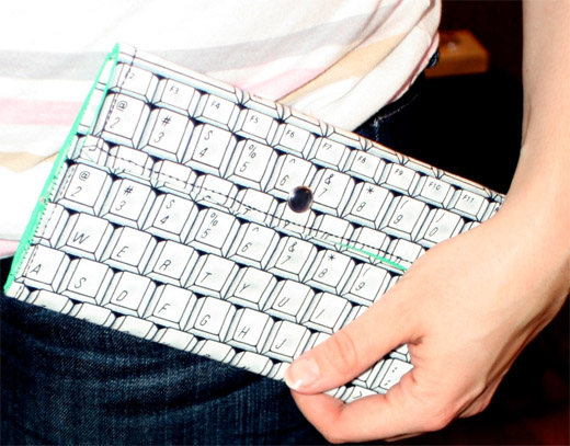 capow etsy bag keyboard