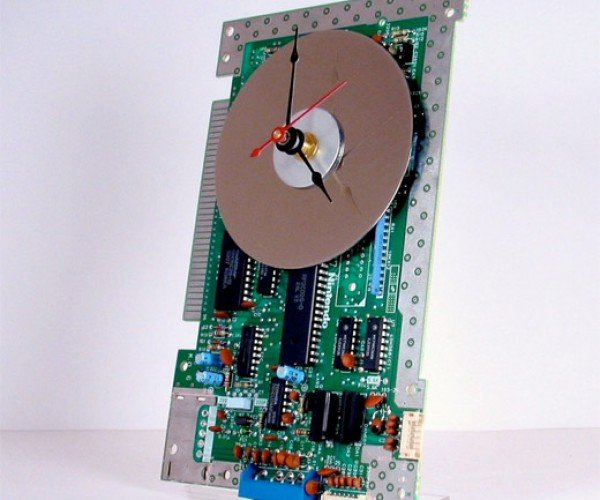 From NES to Clockface: the Journey of a Circuit Board