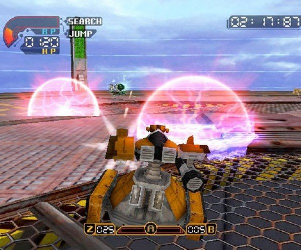 Overturn: Everybody was Robot Fighting [Wii]