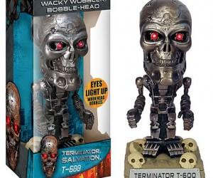 Terminator Salvation Bobble-Head Almost as Bad an Idea as a 4th Terminator Movie
