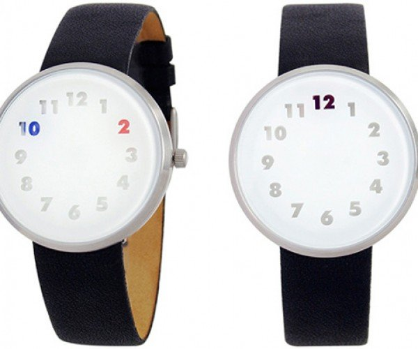 Projects Iridium Watch: a Colorful Way of Telling the Time