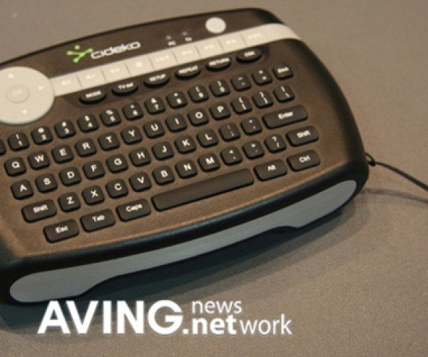 Cideko Air Keyboard With Built-in Mouse, Remote Control: Want Want Want Want Want