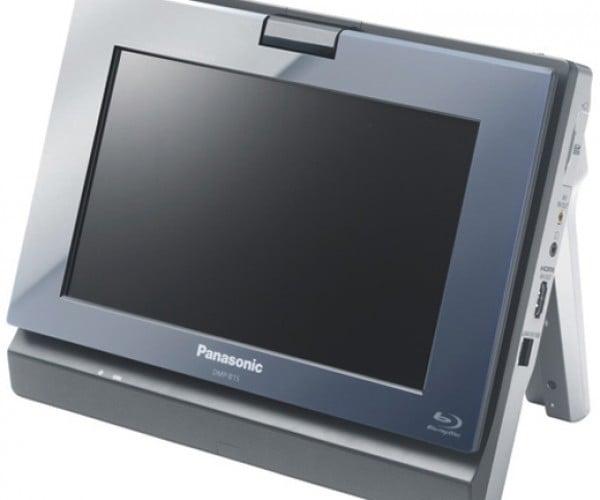 Panasonic Dmp-B15, World'S First Portable Blu-ray Player : is It Worth $800?