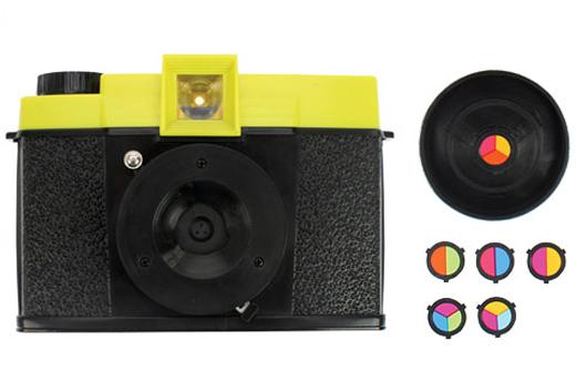 Diana Multi-Pinhole Operator Camera by Lomography Helps ...