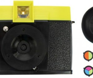 Diana Multi-Pinhole Operator Camera by Lomography Helps You Take Puke-Inducing Pictures