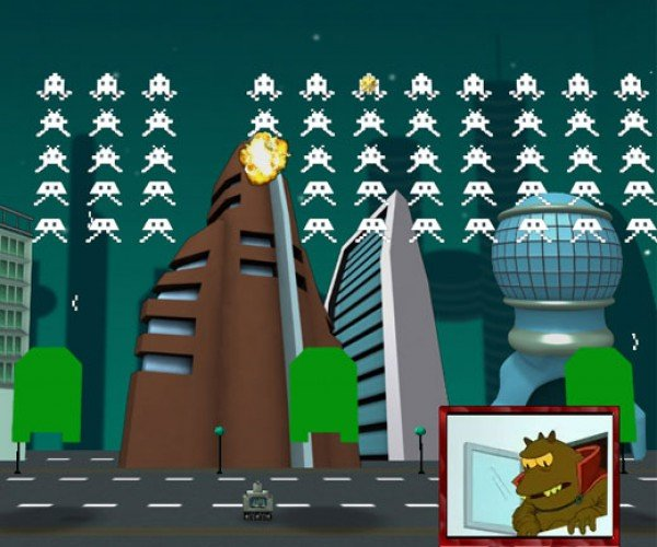 Futurama Fans Get Invaders! Possibly From Space!
