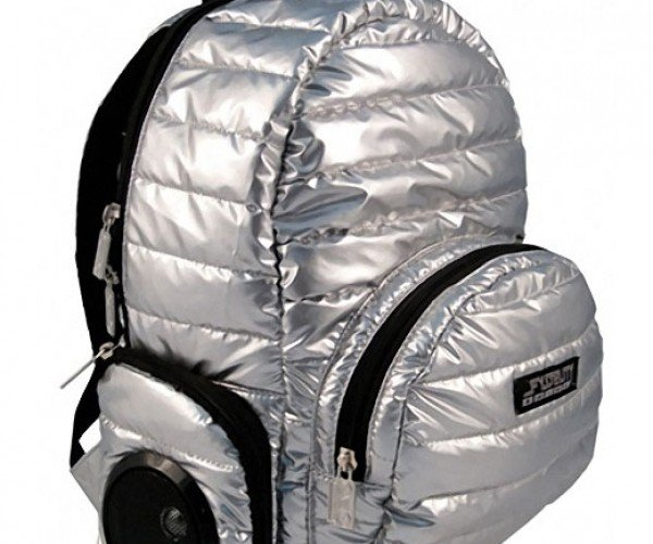 Puffy Stereo Backpack: Take the Spirit of 1998 With You