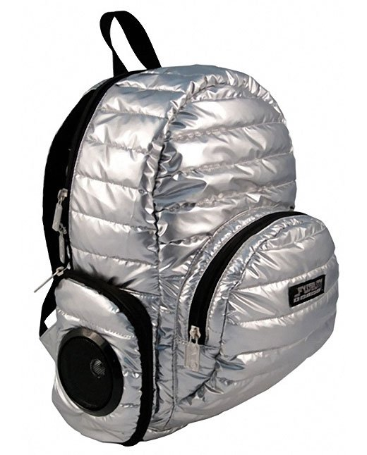 The Stay-Puff Stereo Backpack