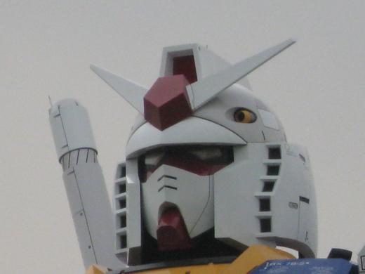 gundam statue 3