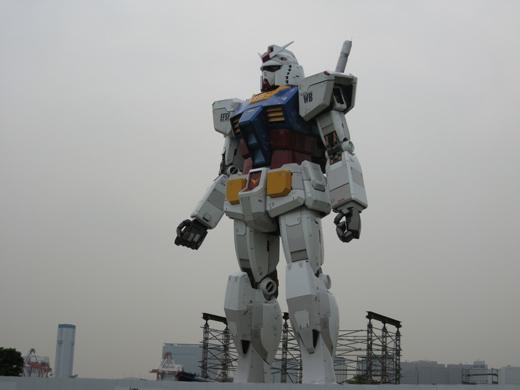 gundam statue 5
