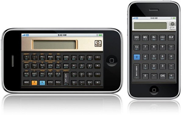 hp iphone app