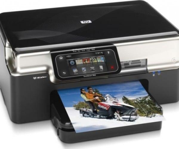 Hp Photosmart Printer has Its Own App Store: Print-a-Fart Apps Anyone?