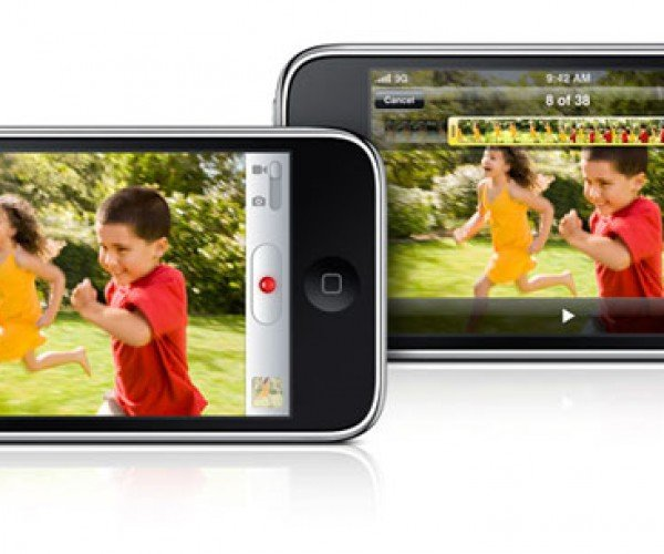 IPhone 3gs Video Camera and Editor