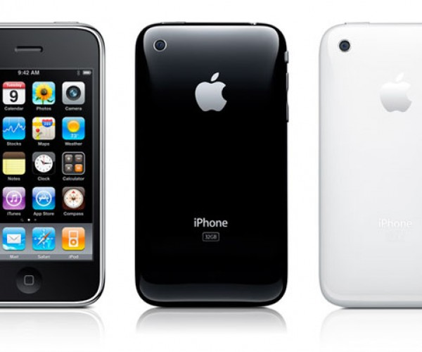 IPhone 3gs Black and White Cases
