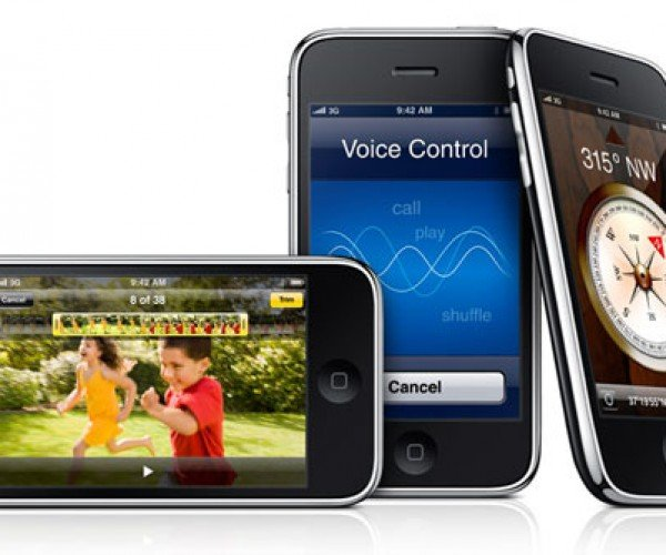 IPhone 3gs New Features