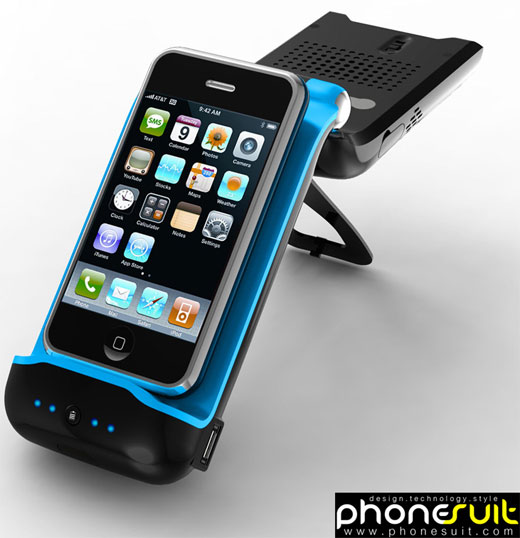 iphone mili pro projector