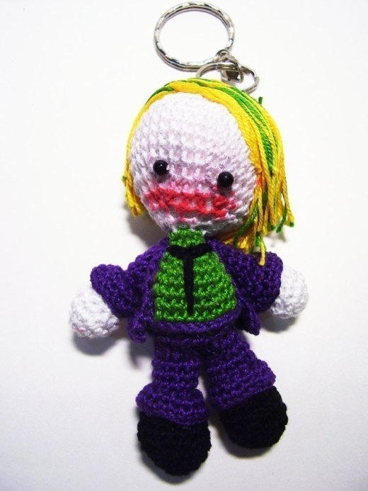 joker doll
