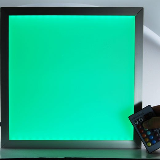 Led Color Changing Flat Panels Perfect For Home Discos