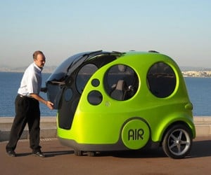 Mdi Air-Powered Car Gets Priced and Dated: Air Not Included