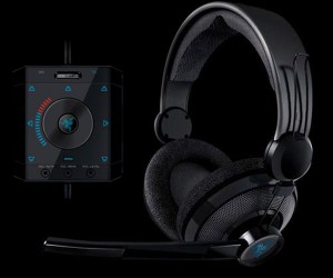 Razer Megalodon Headphones Will Pummel Your Ears With 7.1 Surround