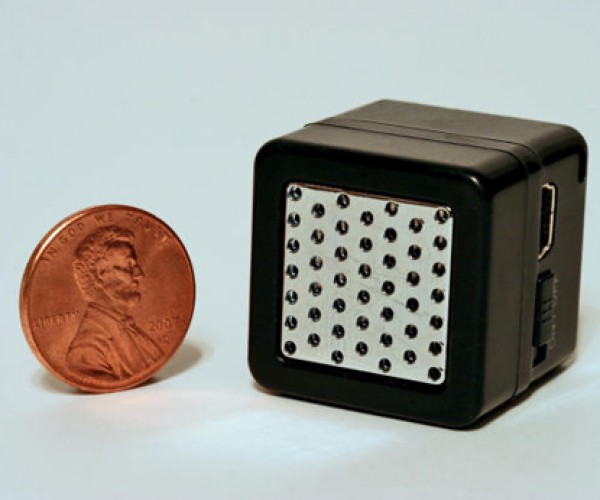 Super Mini Cube: World'S Tiniest (and Most Useless?) iPod Speaker