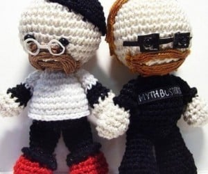 Bundles of Joy: Geeky Amigurumi on Etsy
