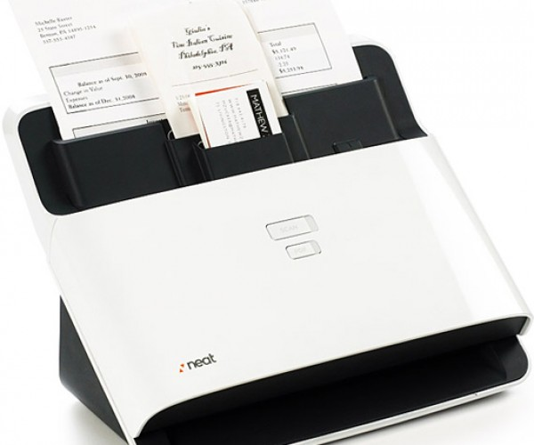 Neatdesk High-Speed Document Scanner: for the Oc in You