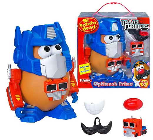 optimash prime mr potato head