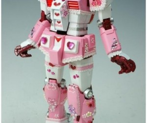 Pink Gundam: Cute or Stupid?