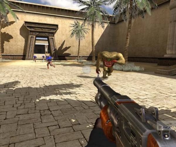 Serious Sam is Back, Getting Down to Business on Xbla