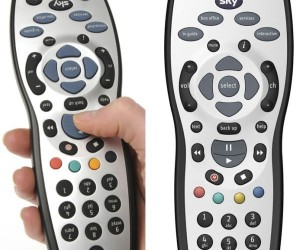 "Sky Tv Makes Upside Down Remote Control ""for Australians"" in a Fit of Nationalism"