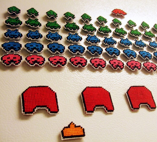 space_invaders_needlepoint_magnets_2