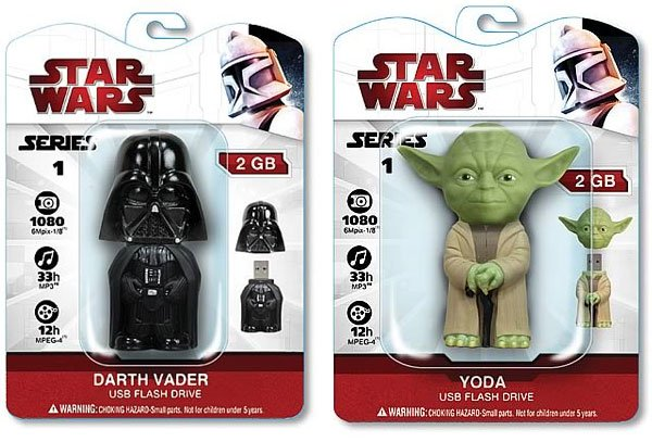 star wars flash drives