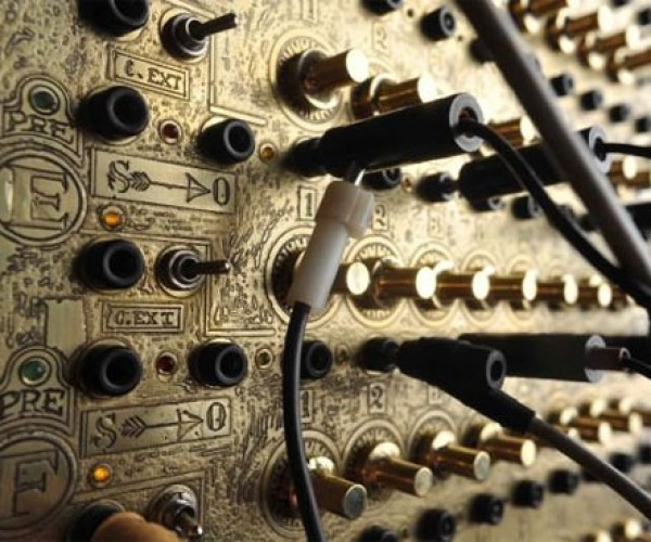 Steampunk Brass Synthesizer Blows My Mind