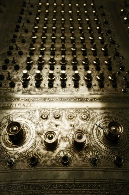 steampunk synthesizer 1