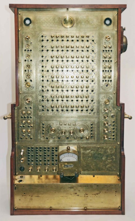 steampunk synthesizer a