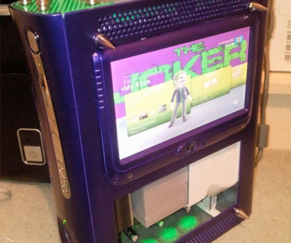 Custom Xbox 360 Speaks for Itself