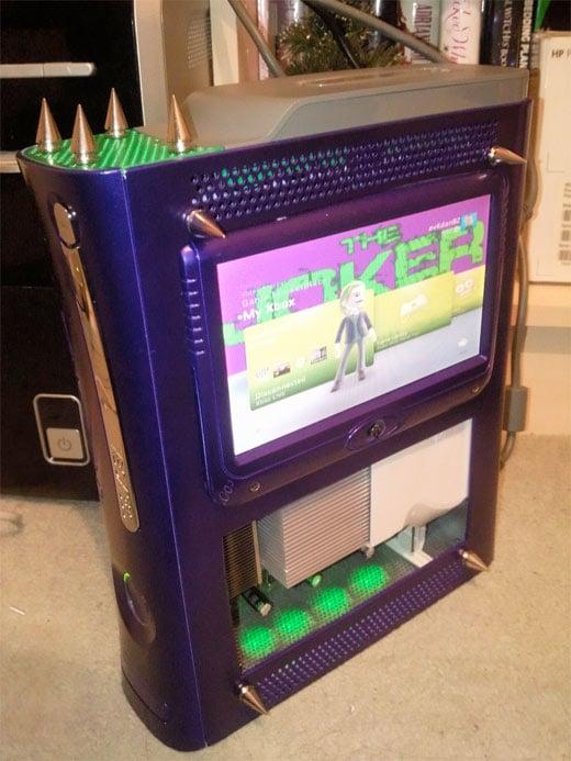 custom joker xbox