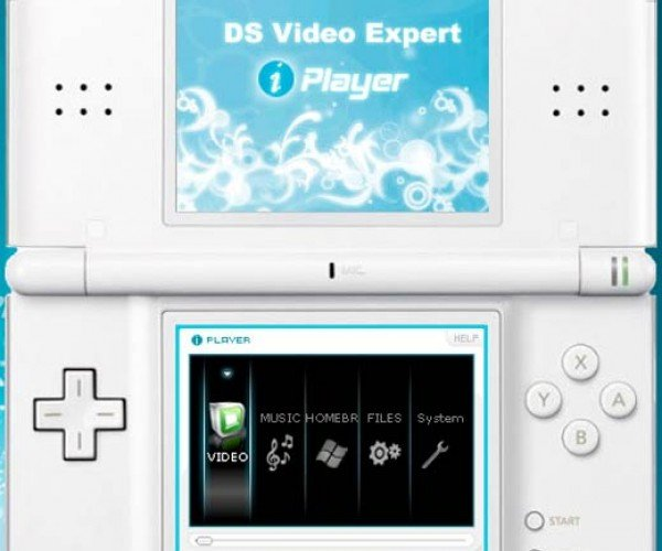 Iplayer Nintendo Dsi Homebrew Cart Specializes in Video, Prevents Piracy