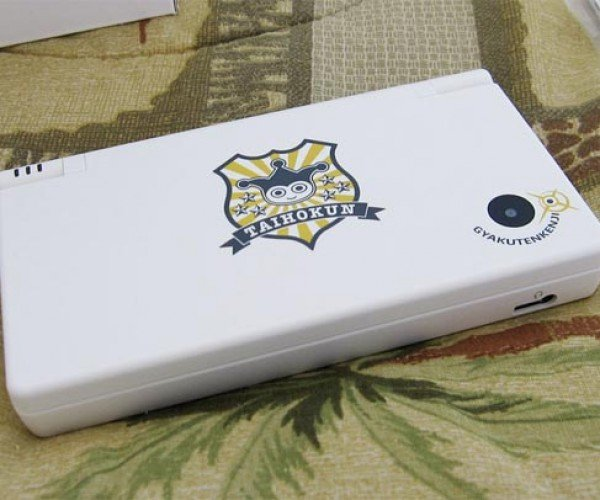 Miles Edgeworth Premium Edition Nintendo Dsi is All Class