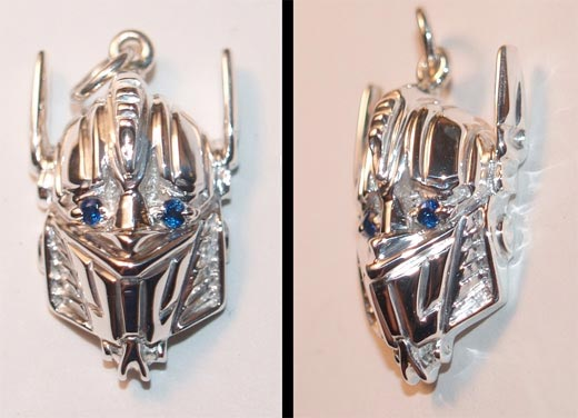 transformers jewelry optimus prime