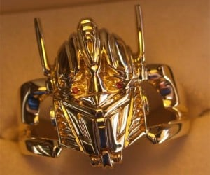 Transformers Jewelry Outshines the Films