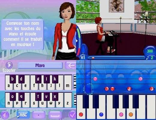 nintendo ds easy piano